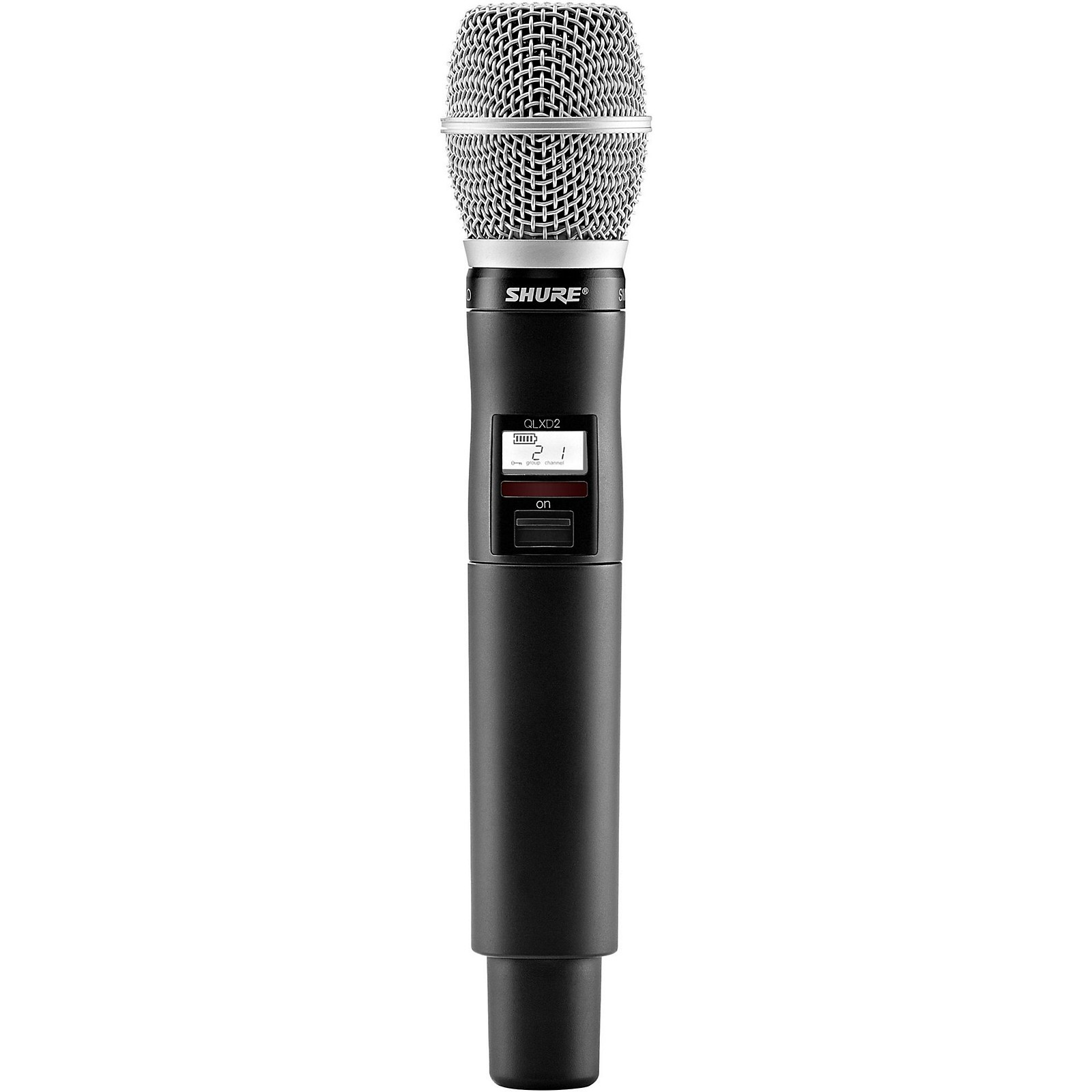 Open Box Shure QLX-D Wireless System with SM86 Handheld Transmitter