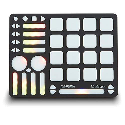 Open Box Keith McMillen Instruments QuNeo 3D Multi-Touch Pad Controller