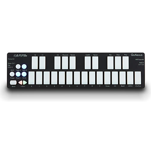 Open Box Keith McMillen Instruments QuNexus Smart Sensor Keyboard Controller