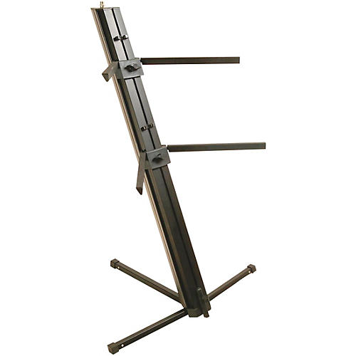 Open Box On-Stage Quantum Core Column Keyboard Stand