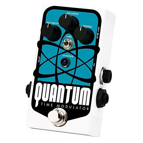 Open Box Pigtronix Quantum Time Modulator Guitar Effects Pedal