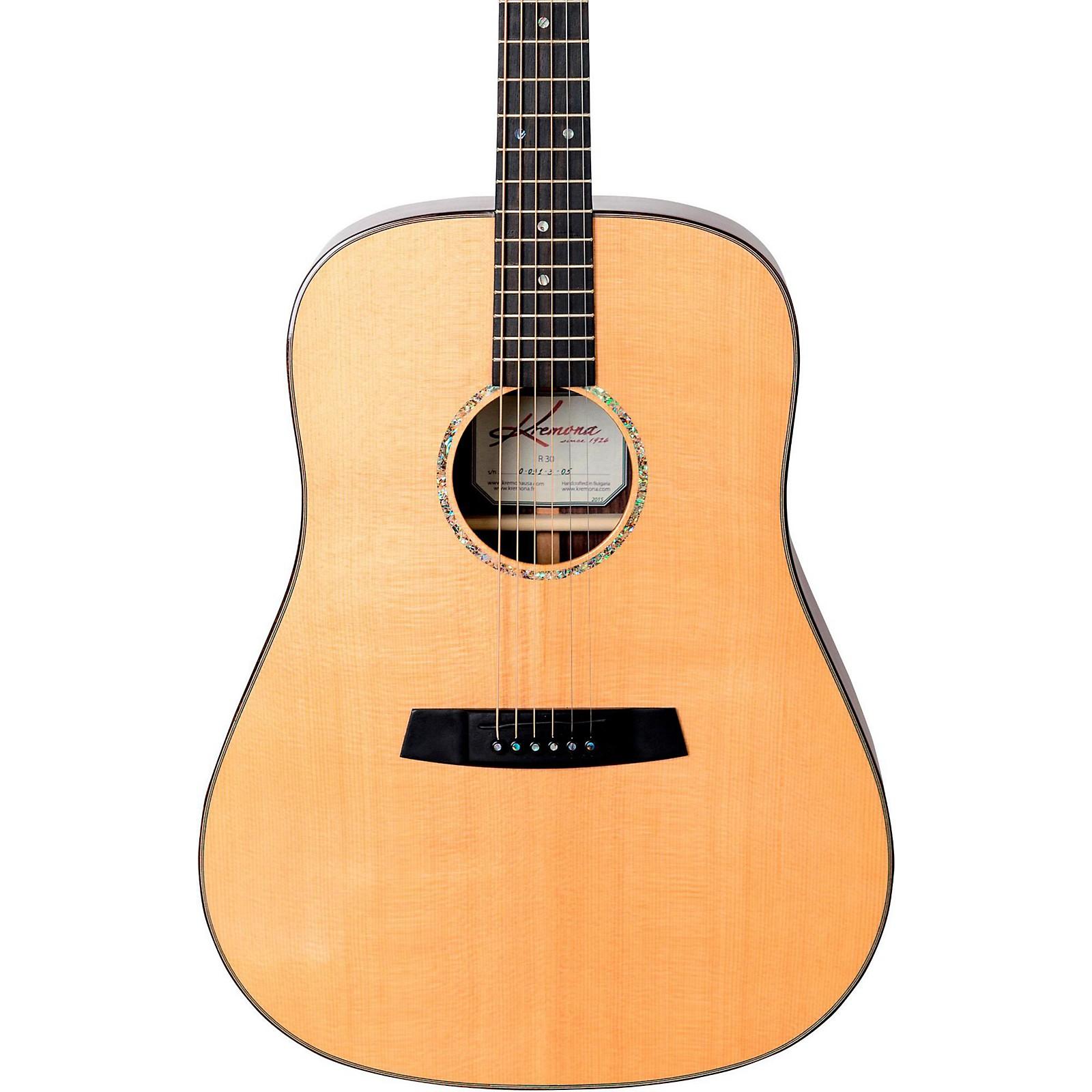 Open Box Kremona R30 D-Style Acoustic Guitar