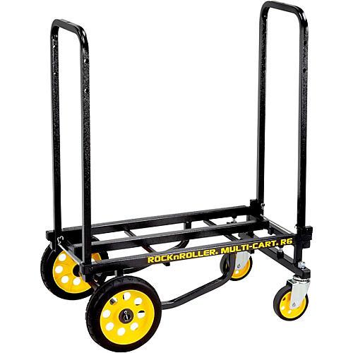 Open Box Rock N Roller R6RT Multi-Cart 8-in-1 Equipment Transporter Cart