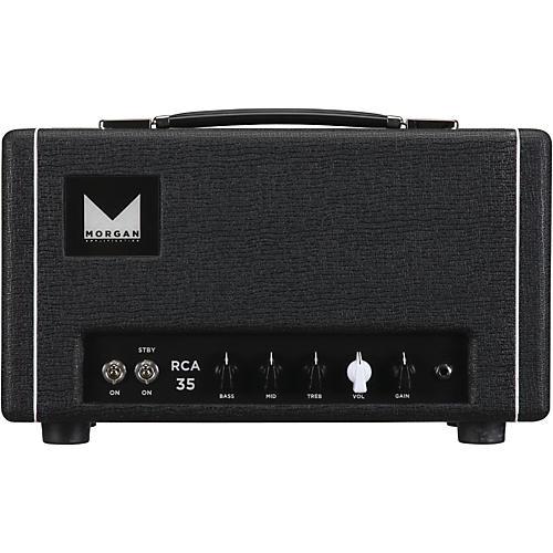 Open Box Morgan Amplification RCA35 35W Tube Guitar Head