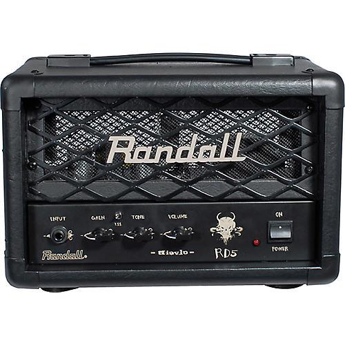Open Box Randall RD5H Diavlo 5W Tube Guitar Head