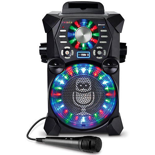 Open Box The Singing Machine REMIX Hi-Def Digital Karaoke System