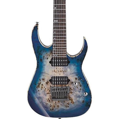 Open Box Ibanez RG Premium 7-string electric guitar