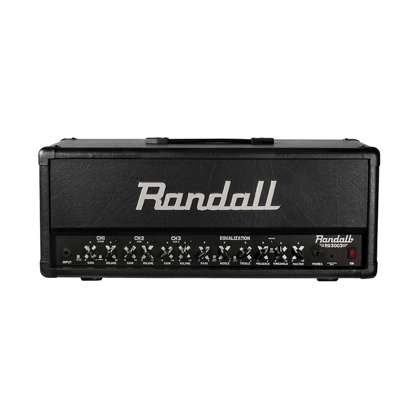 Open Box Randall RG3003H 300W Solid State Guitar Amp Head