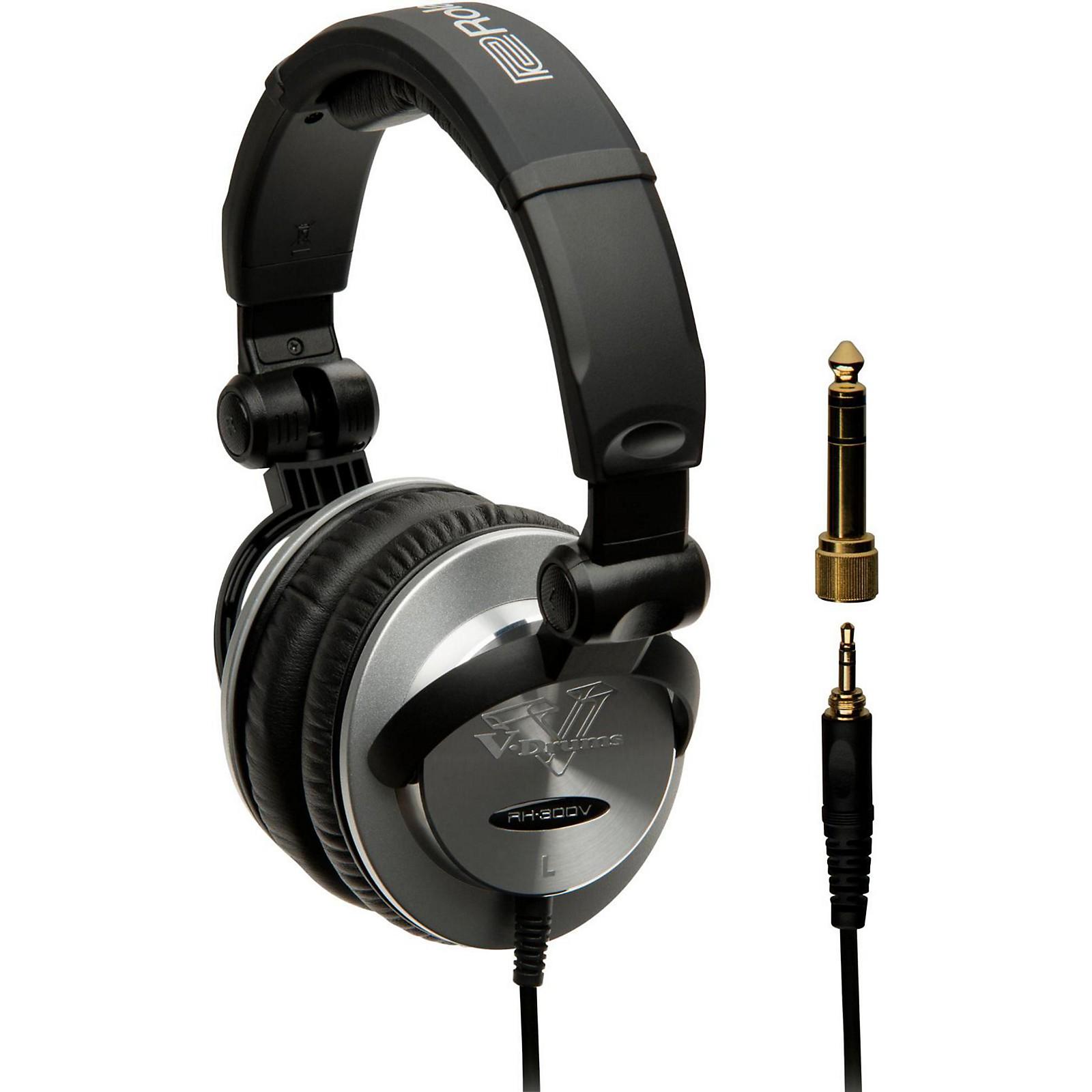 Open Box Roland RH-300V Stereo Headphones