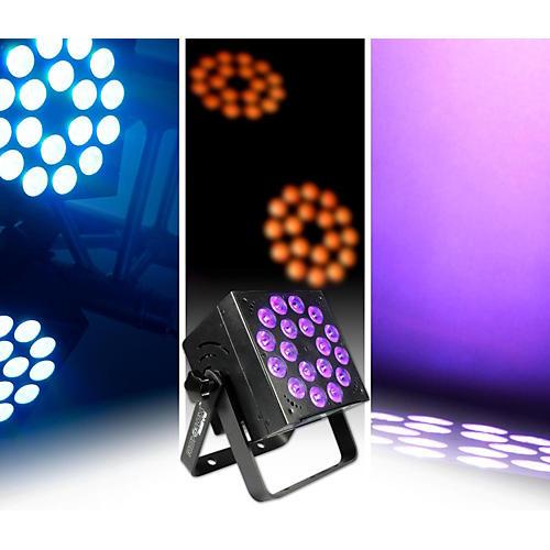 Open Box Blizzard ROKBOX EXA 18X 15W RGBAW+UV LED FIXTURE