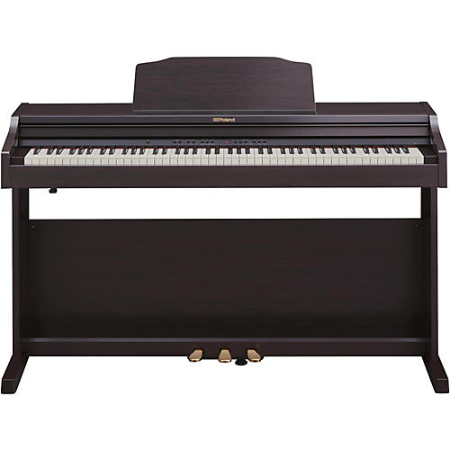 Open Box Roland RP501R Digital Home Piano Contemporary Rosewood