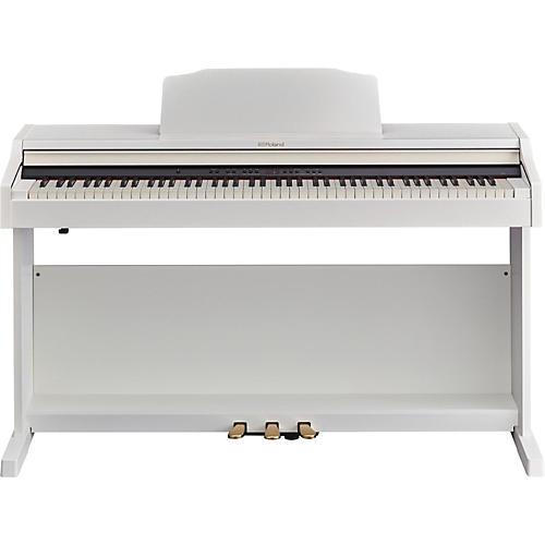 Open Box Roland RP501R Digital Home Piano White