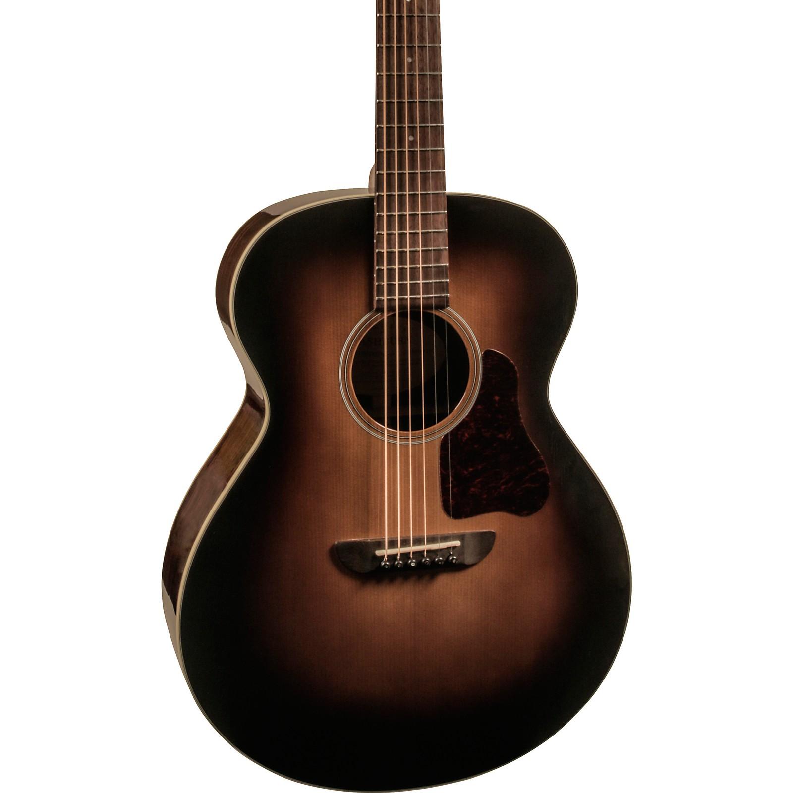 Open Box Washburn RSG100SWEVSK-D Solo DeLuxe Auditorium Acoustic Guitar