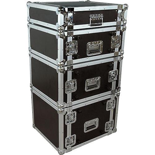 Open Box Musician's Gear Rack Flight Case