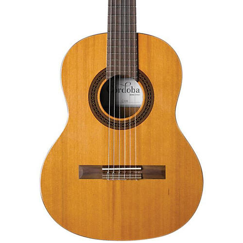 Open Box Cordoba Requinto 580 1/2 Size Acoustic Nylon String Classical Guitar