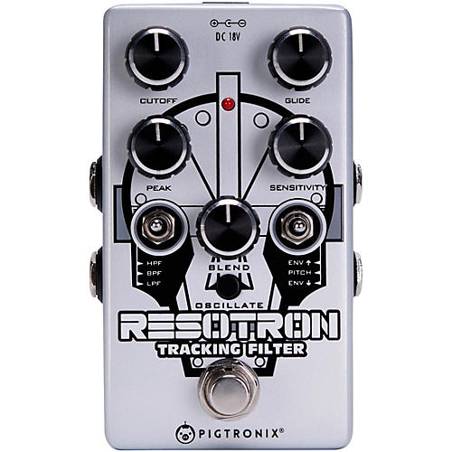 Open Box Pigtronix Resotron Filter Effects Pedal