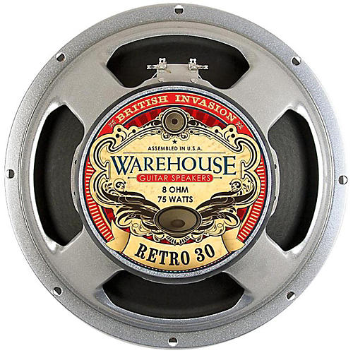 Open Box Warehouse Guitar Speakers Retro 30 12