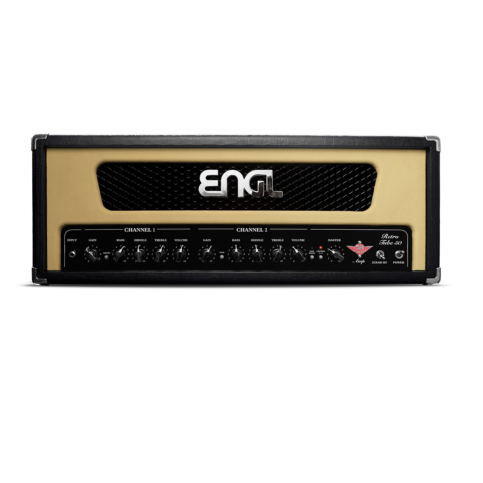 Open Box Engl Retro 50 50W Tube Guitar Head