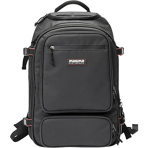 Open Box Magma Cases Riot DJ Backpack