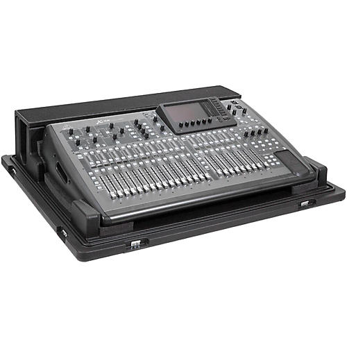 Open Box SKB Rolling Mixer X32 Case with Doghouse
