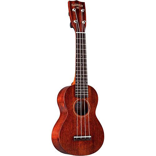 Open Box Gretsch Guitars Root Series G9100 Soprano Standard Ukulele