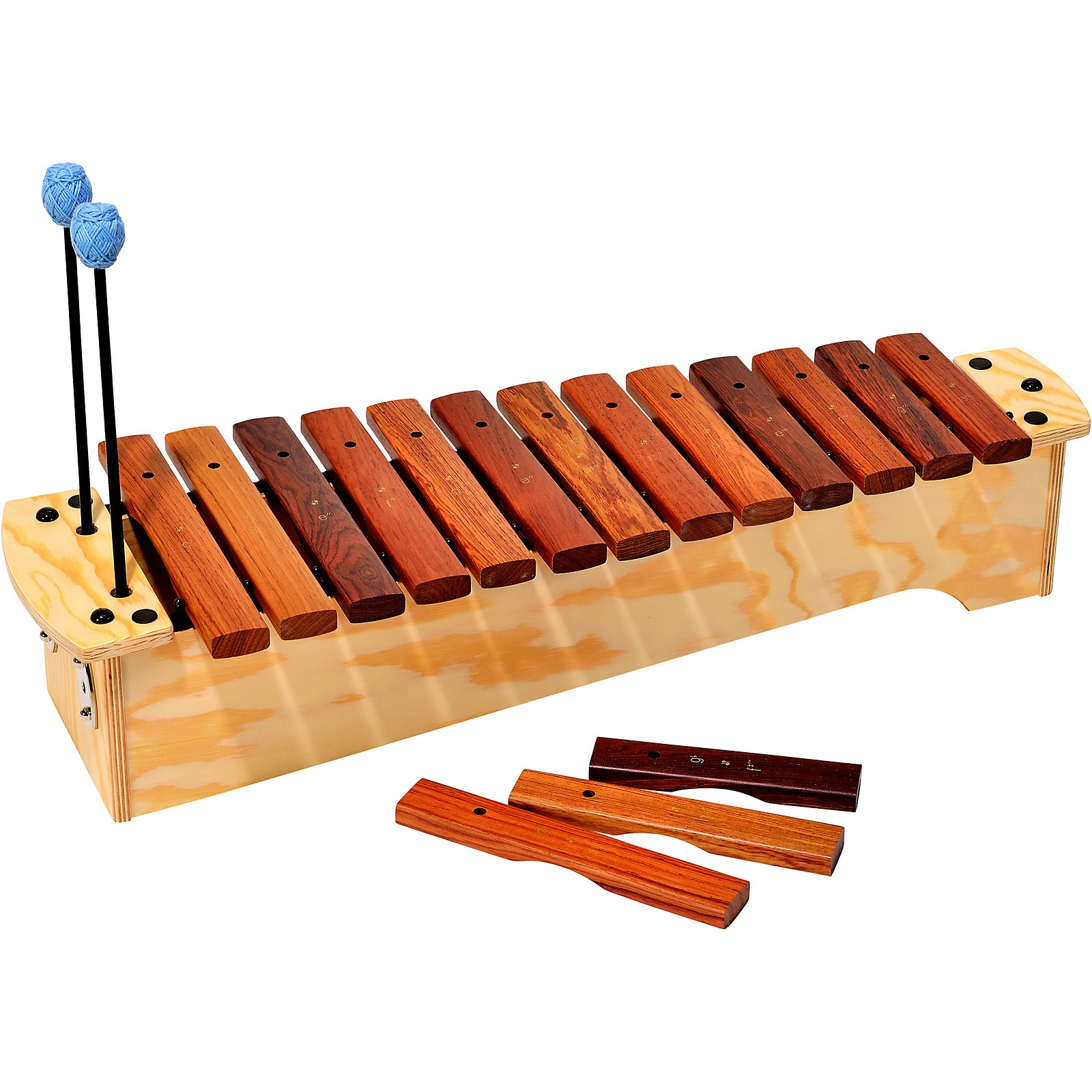 Open Box Sonor Orff Rosewood Soprano Xylophone