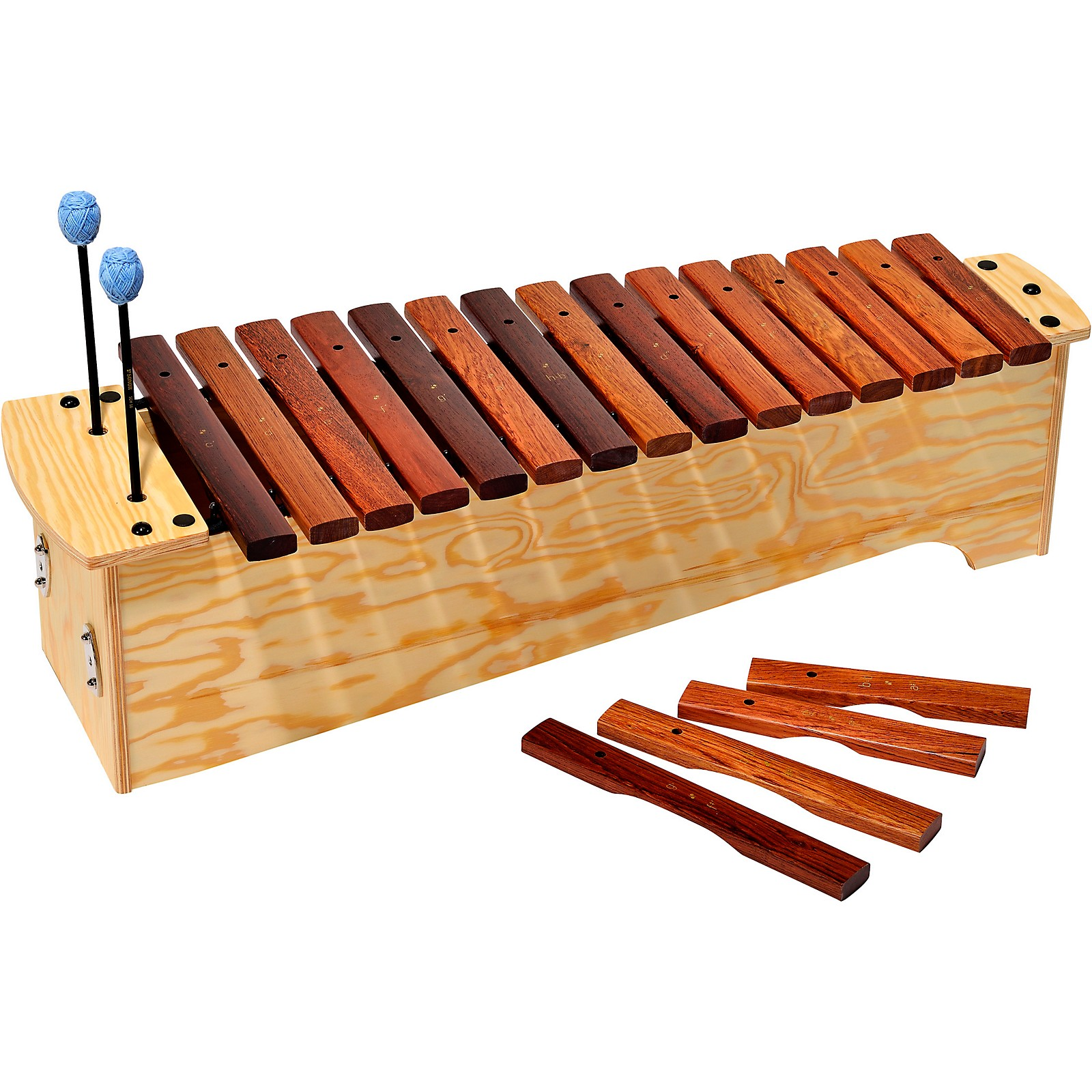 Open Box Sonor Orff Rosewood Tenor-Alto Xylophone