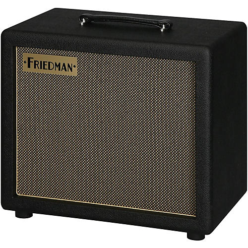 Open Box Friedman Runt 1x12 65W 1x12 Ported Closed-Back Guitar Cabinet with Celestion G12M Creamback