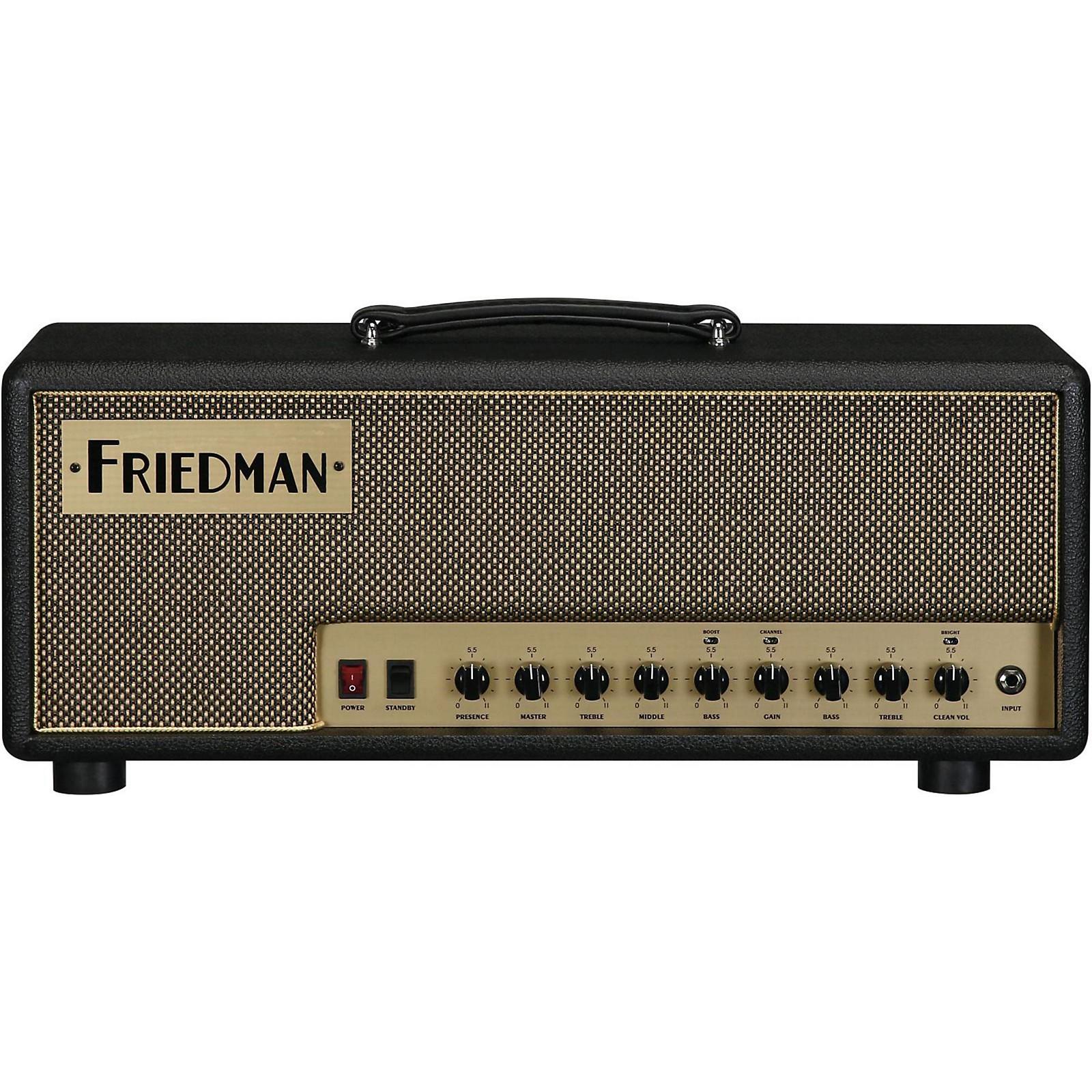 Open Box Friedman Runt-50 50W Tube Guitar Amp Head