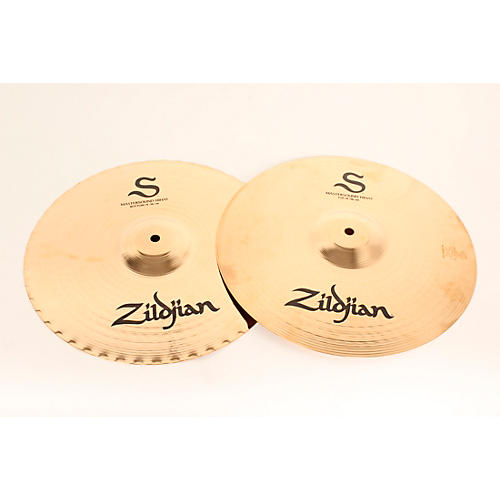 Open Box Zildjian S Family Mastersound Hi Hat