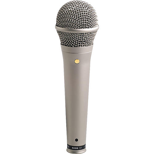 Open Box Rode Microphones S1 Pro Vocal Condenser Microphone