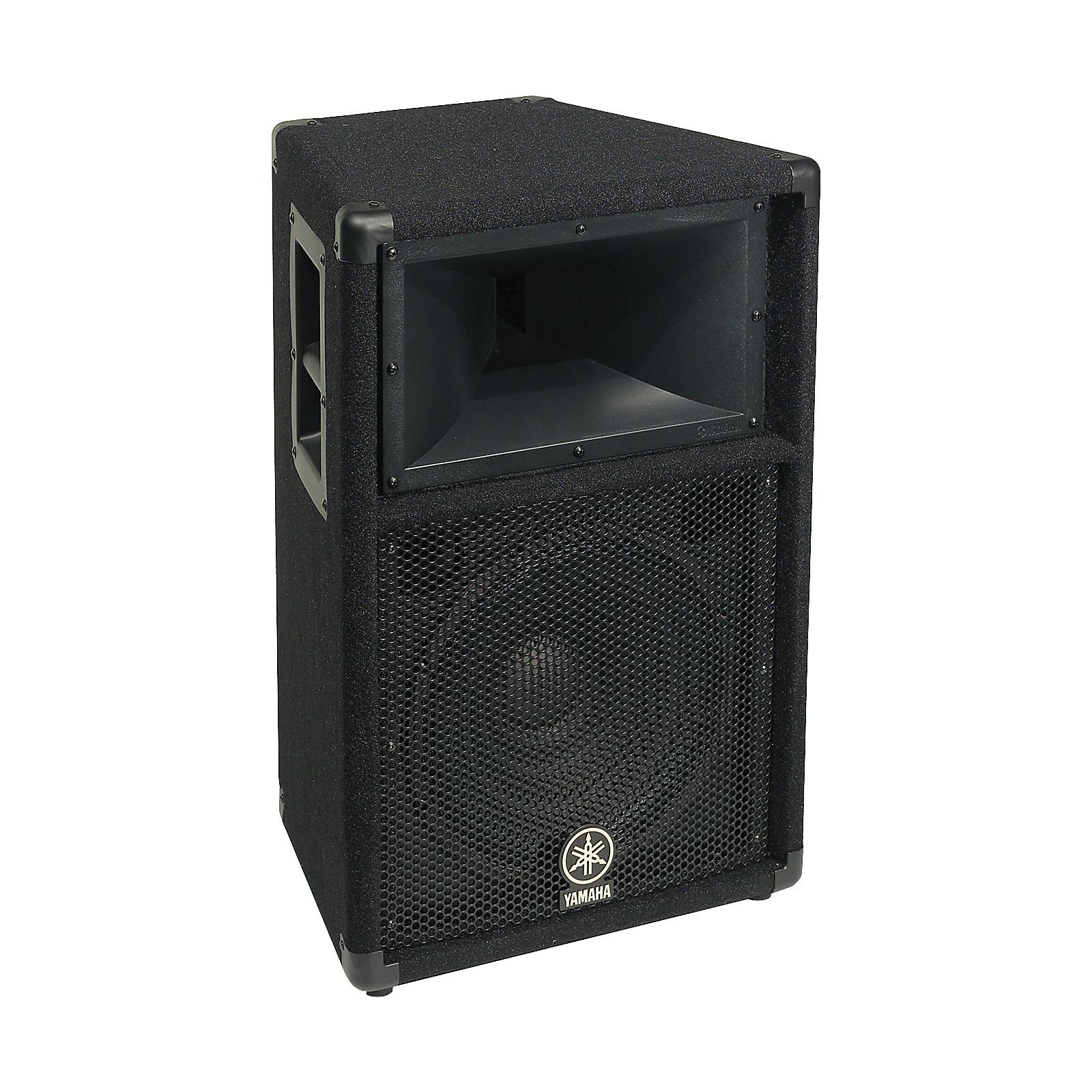 Open Box Yamaha S112V Club Series V Speaker