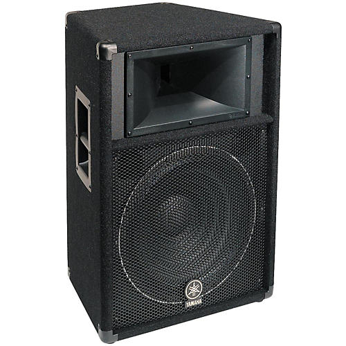 Open Box Yamaha S115V Club Series V Speaker Cabinet