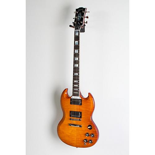 Open Box Gibson Custom SG Custom Figured Top Electric Guitar