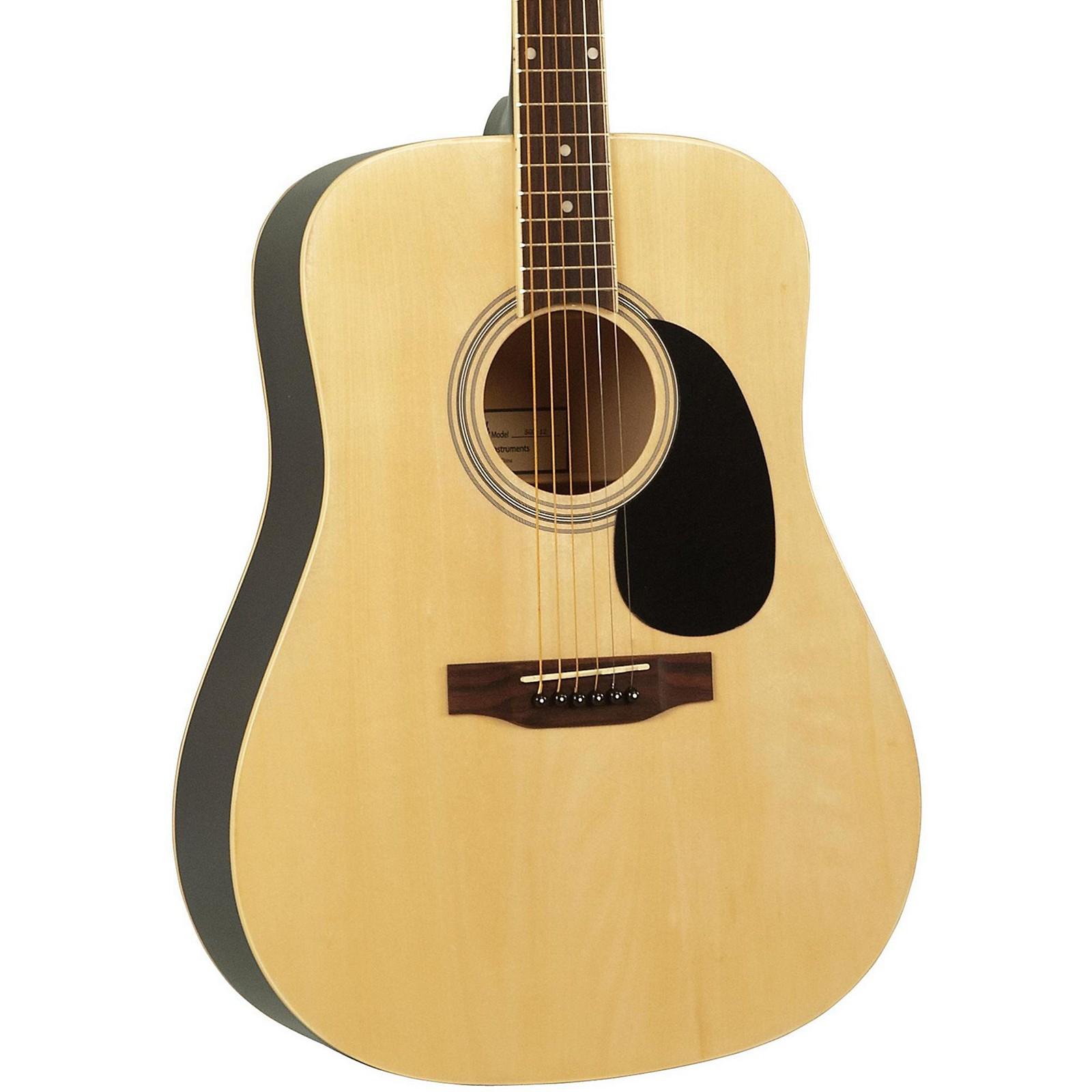 Open Box Savannah SGD-12 Dreadnought Acoustic Guitar
