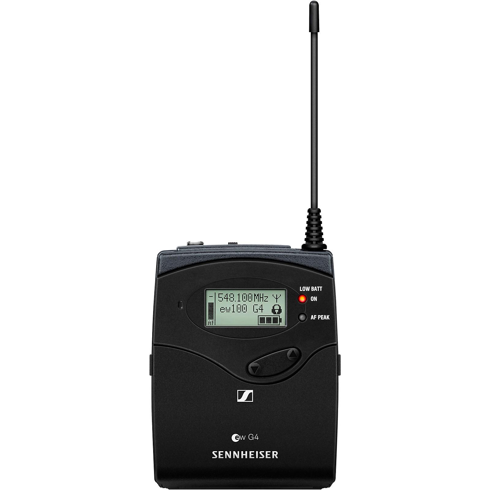 Open Box Sennheiser SK 100 G4 Wireless Bodypack Transmitter (only)
