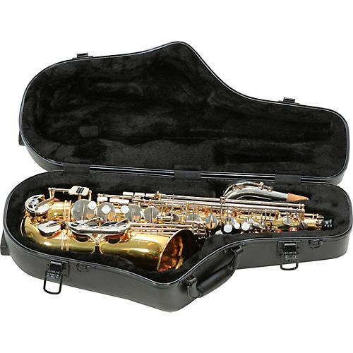 Open Box SKB SKB-440 Professional Contoured Alto Saxophone Case