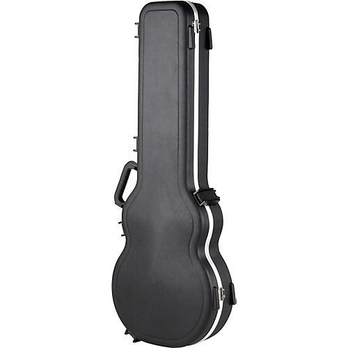 Open Box SKB SKB-56 Deluxe Single Cutaway Electric Guitar Case