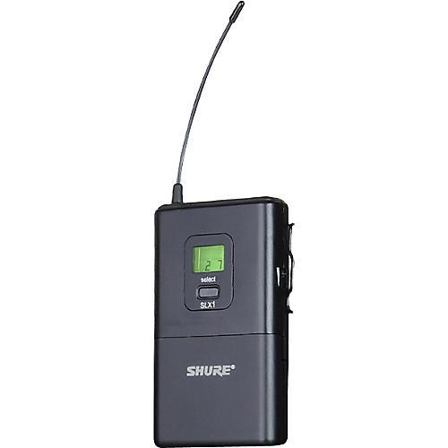 Open Box Shure SLX1 Wireless Bodypack Transmitter