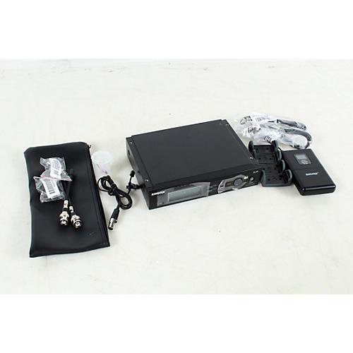 Open Box Shure SLX14/93 Lav Wireless System