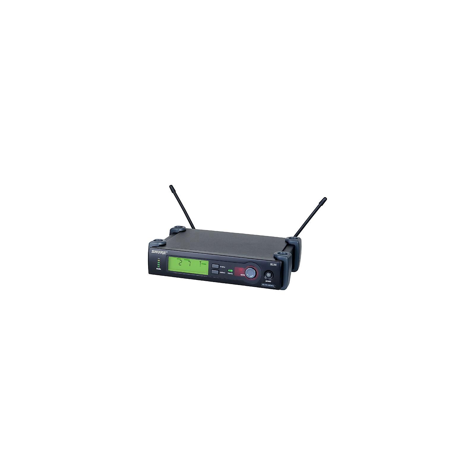 Open Box Shure SLX4 Wireless Diversity Receiver