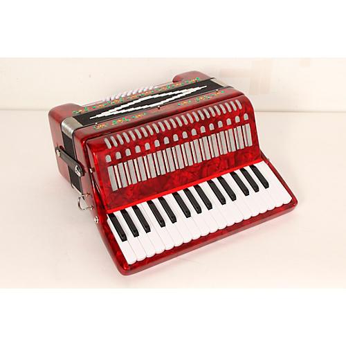 Open Box SofiaMari SM-3232 32 Piano 32 Bass Accordion