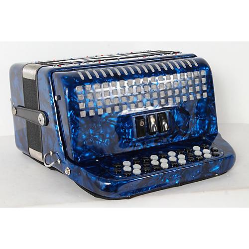 Open Box SofiaMari SM-3412 34-Button 12-Bass Accordion GCF