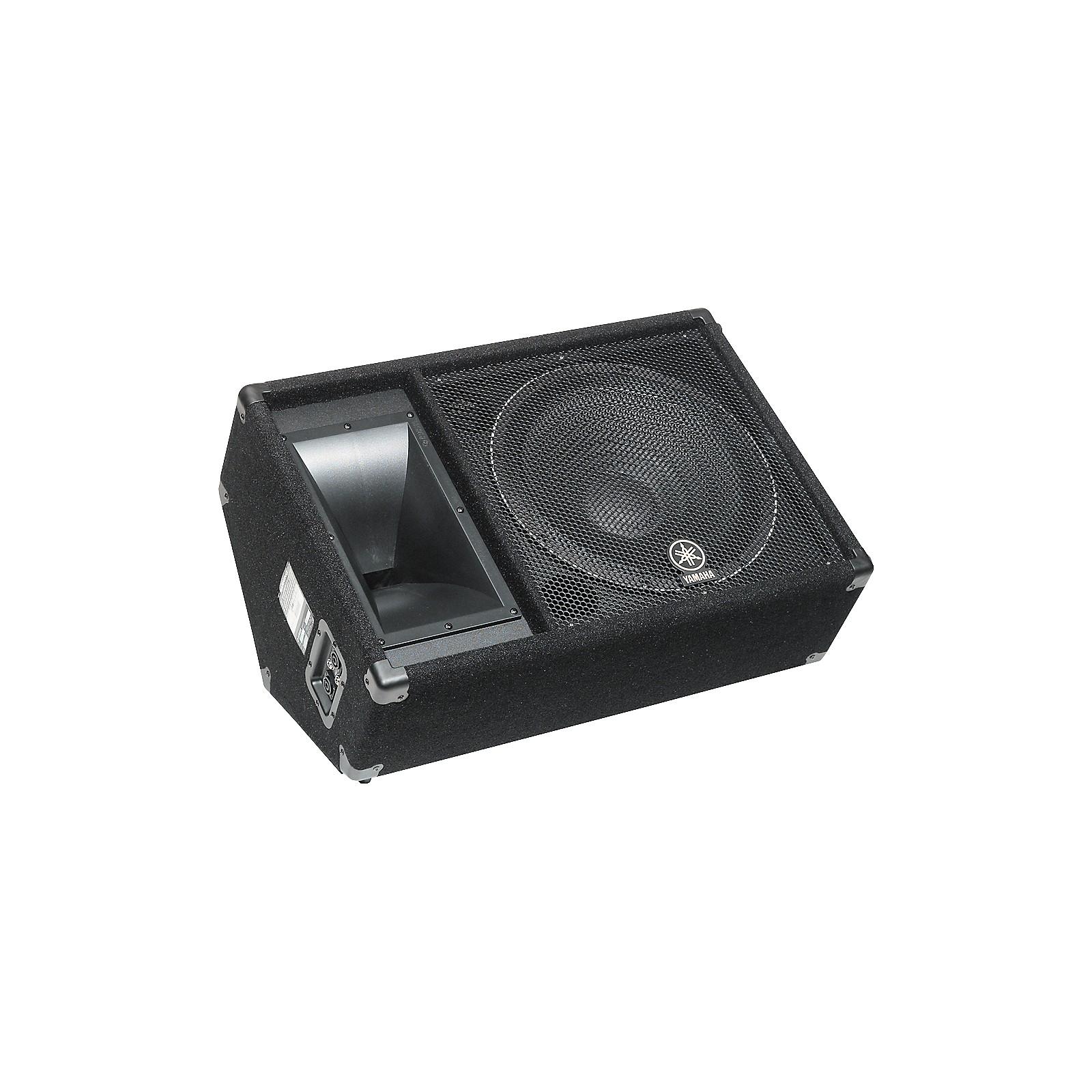 Open Box Yamaha SM15V Club Series V Monitor