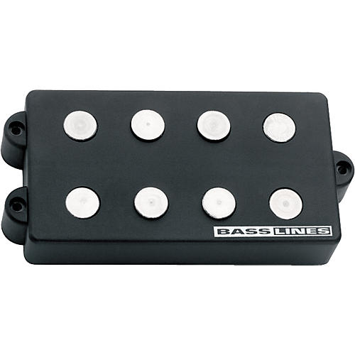 Open Box Basslines SMB-4DS Bassline Pickup and Tone Circuit