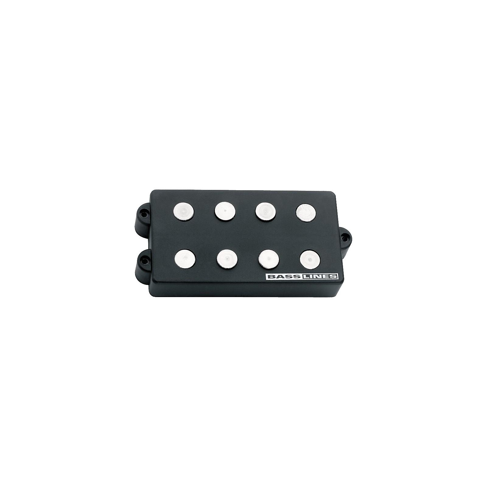 Open Box Basslines SMB-4DS Bassline Pickup and Tone Circuit