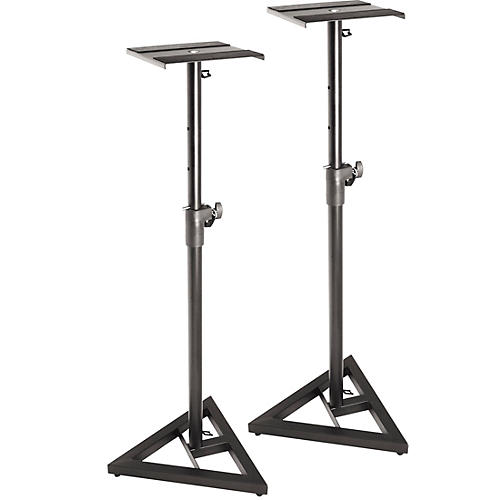 Open Box On-Stage SMS6000-P Near-Field Monitor Stand (Pair)