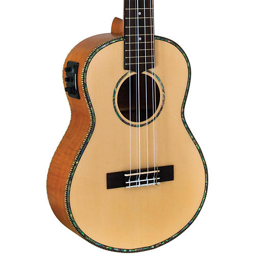 Open Box Lanikai SOT-6EK 6-String Acoustic-Electric Tenor Ukulele