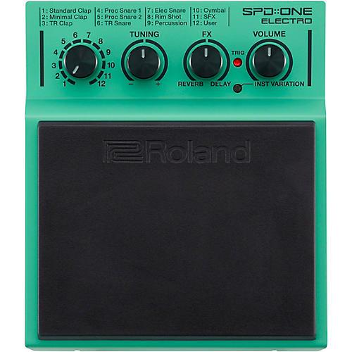 Open Box Roland SPD::ONE Electro Pad