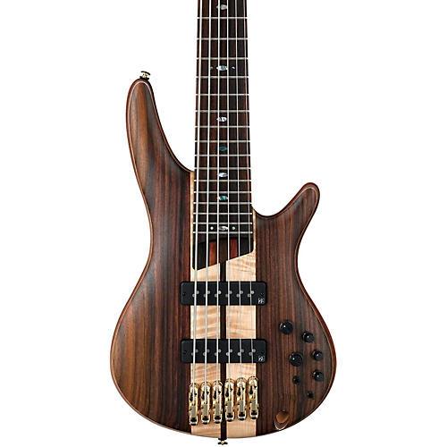 Open Box Ibanez SR1806E Premium 6-String Electric Bass